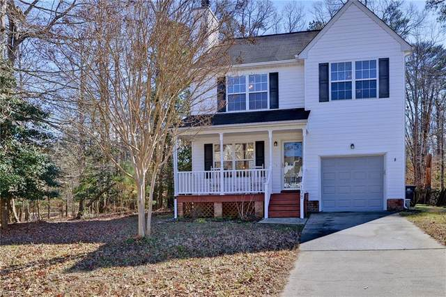 108 Iris St, James City County, VA 23188 (#10362909) :: Tom Milan Team