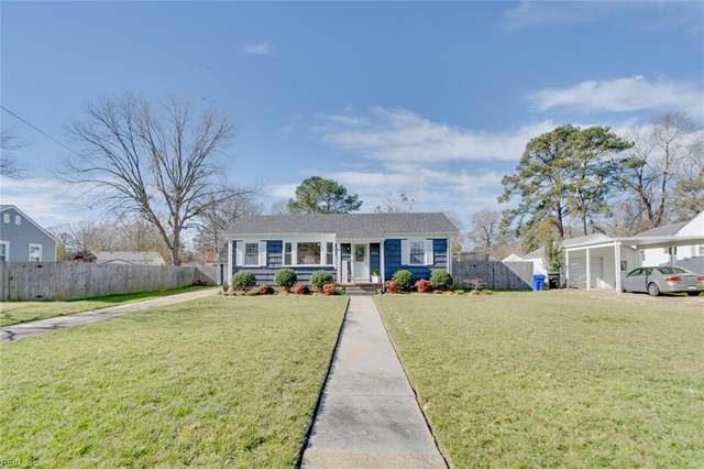 302 Deal Dr, Portsmouth, VA 23701 (#10362930) :: Tom Milan Team