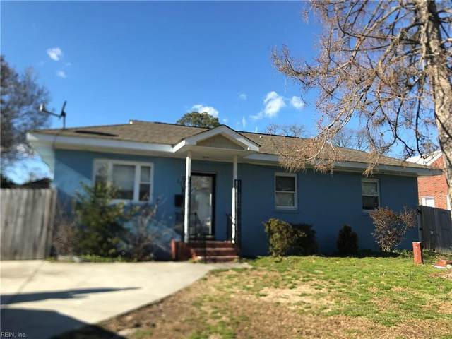 2714 Heutte Dr, Norfolk, VA 23518 (#10362941) :: Crescas Real Estate