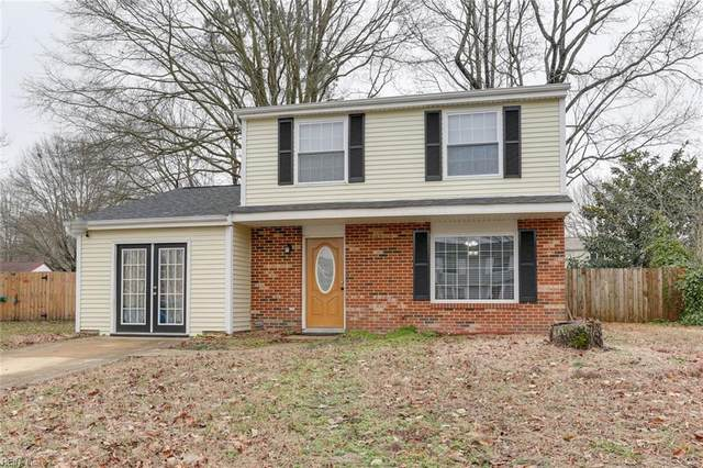 920 Chatsworth Dr, Newport News, VA 23601 (#10362960) :: The Bell Tower Real Estate Team