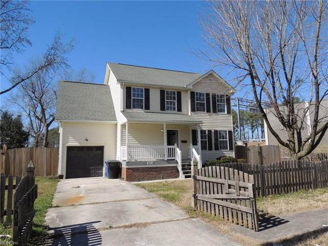 1316 Richmond Ave, Portsmouth, VA 23704 (#10362979) :: Kristie Weaver, REALTOR