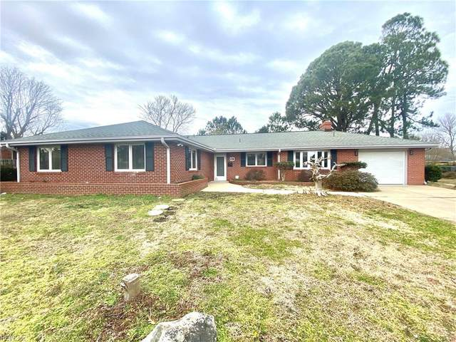13 Marvin Dr, Newport News, VA 23608 (#10363009) :: Crescas Real Estate