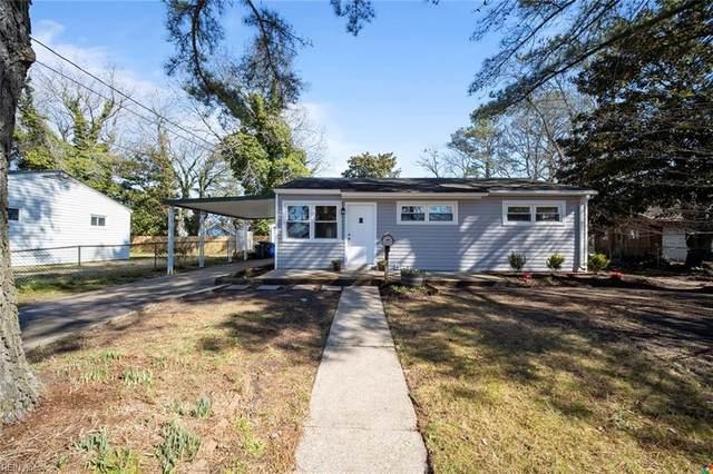 221 York Dr, Portsmouth, VA 23702 (#10363019) :: The Kris Weaver Real Estate Team
