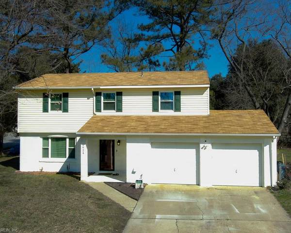 2924 Knight Rd, Chesapeake, VA 23323 (#10363043) :: The Bell Tower Real Estate Team