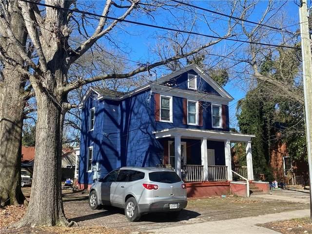 1520 Atlanta Ave, Portsmouth, VA 23704 (#10363050) :: Berkshire Hathaway HomeServices Towne Realty