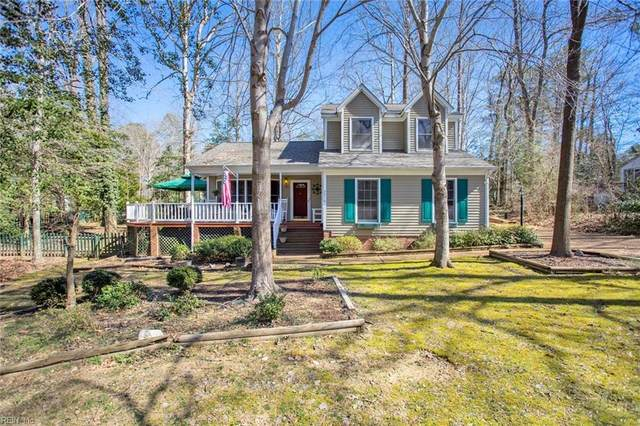 2816 Mockingbird Dr, James City County, VA 23185 (MLS #10363063) :: AtCoastal Realty