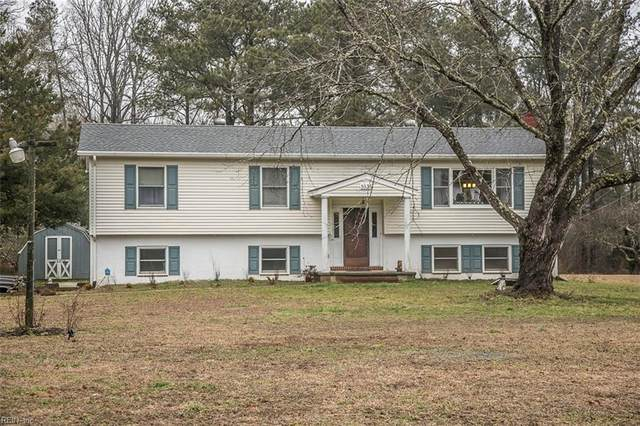 5535 Carys Brook Rd, Gloucester County, VA 23061 (#10363065) :: Austin James Realty LLC