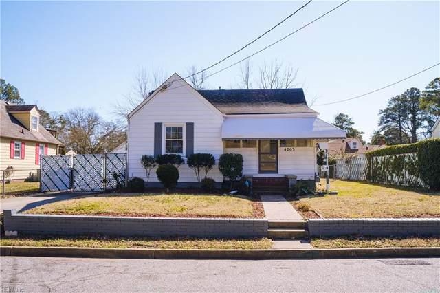 4203 Clifford St, Portsmouth, VA 23707 (#10363106) :: The Kris Weaver Real Estate Team