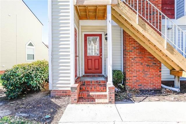 439 Lester Rd #9, Newport News, VA 23601 (#10363108) :: Verian Realty