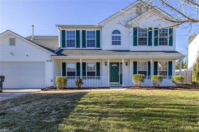 224 Hounds Chse, York County, VA 23693 (#10363110) :: Berkshire Hathaway HomeServices Towne Realty