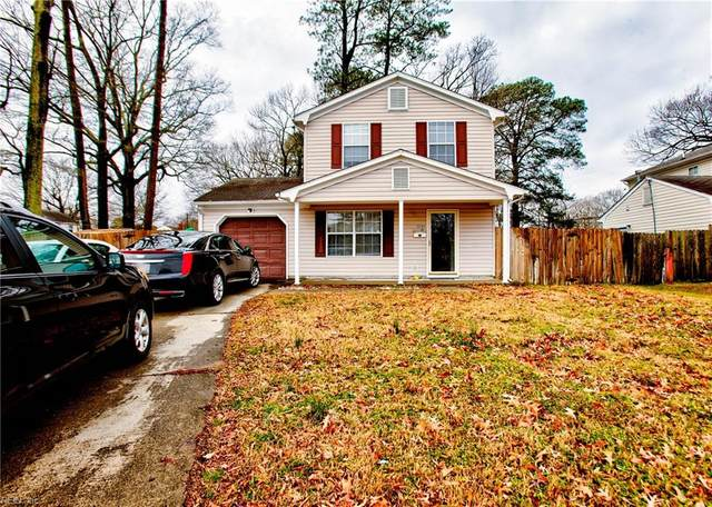 5725 Marshall Ave, Newport News, VA 23605 (#10363119) :: Rocket Real Estate