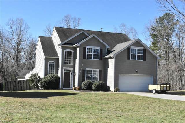 5942 Sean Paul Dr, Gloucester County, VA 23061 (MLS #10363125) :: AtCoastal Realty