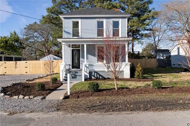 3914 Bart St, Portsmouth, VA 23707 (#10363139) :: The Kris Weaver Real Estate Team