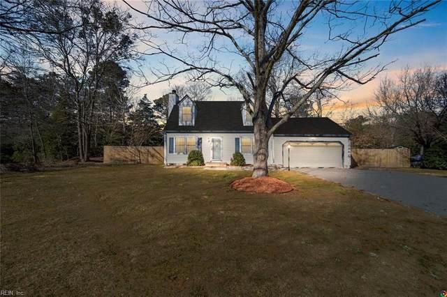 3495 Foxhaven Dr, Gloucester County, VA 23061 (#10363163) :: Austin James Realty LLC