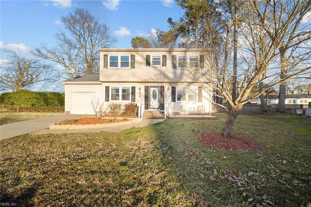 5 Colgate Cir, Hampton, VA 23664 (#10363198) :: Atkinson Realty