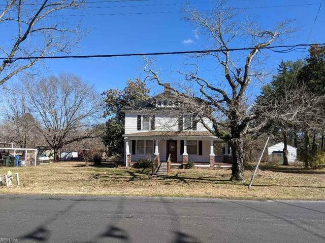 22293 Linden St, Southampton County, VA 23837 (#10363208) :: Crescas Real Estate