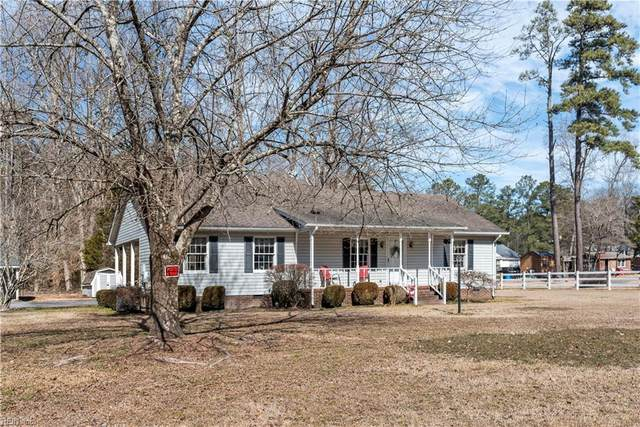 26447 Pine Haven Rd, Southampton County, VA 23837 (#10363212) :: Crescas Real Estate