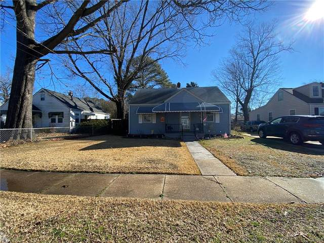 3220 Chalfin Ave, Norfolk, VA 23513 (#10363214) :: Abbitt Realty Co.