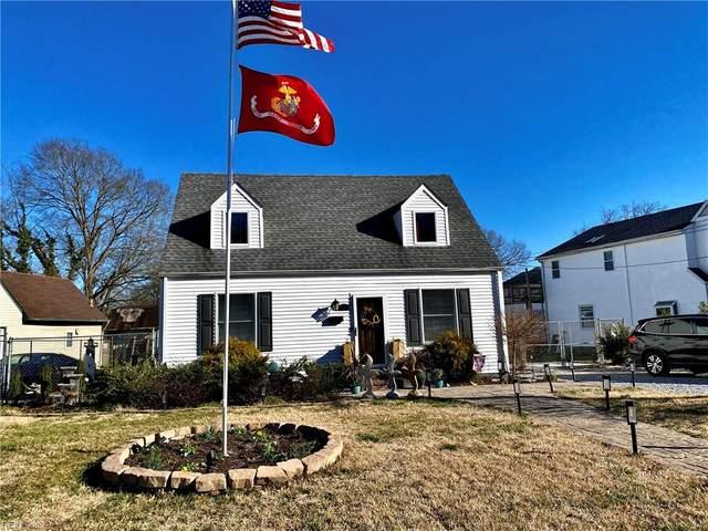 701 City Park Ave, Portsmouth, VA 23701 (#10363216) :: The Kris Weaver Real Estate Team