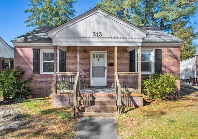 313 Linden Ave, Suffolk, VA 23434 (#10363230) :: Abbitt Realty Co.