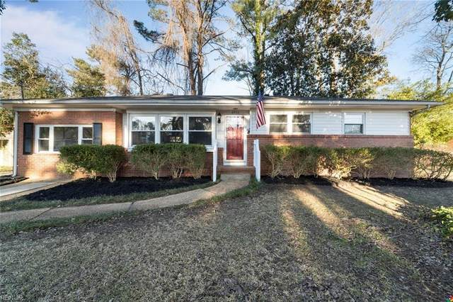 6956 Riddick St, Norfolk, VA 23518 (#10363263) :: Atlantic Sotheby's International Realty
