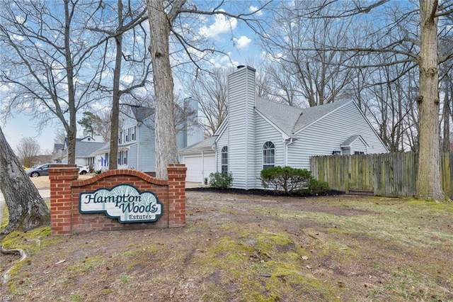 707 Burton St, Hampton, VA 23666 (#10363281) :: Atlantic Sotheby's International Realty