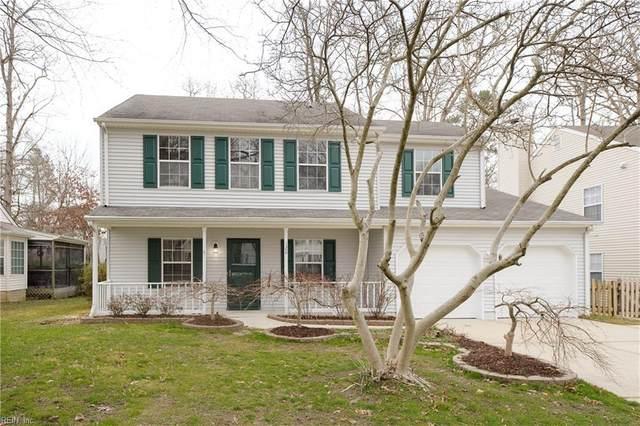 128 Summerglen Rdg, Newport News, VA 23602 (#10363319) :: Rocket Real Estate