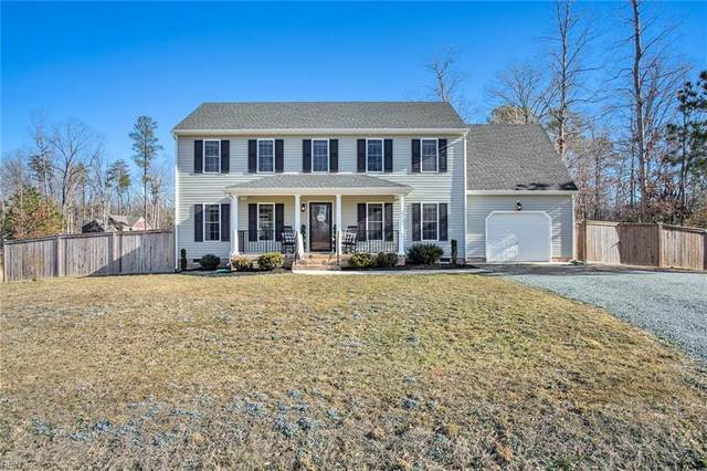 7040 Oakfork Loop, New Kent County, VA 23124 (#10363324) :: Momentum Real Estate