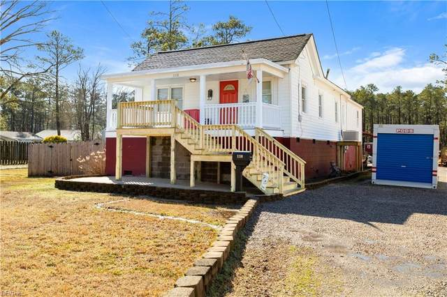 1110 Poquoson Ave, Poquoson, VA 23662 (#10363327) :: Rocket Real Estate