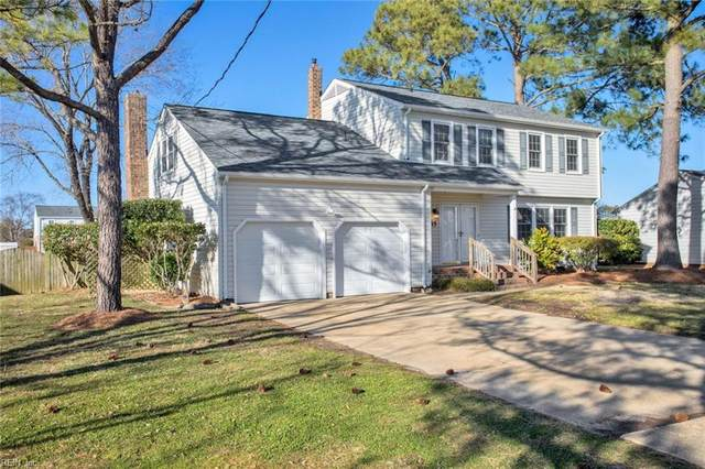15 Riverview Dr, Poquoson, VA 23662 (#10363342) :: Berkshire Hathaway HomeServices Towne Realty