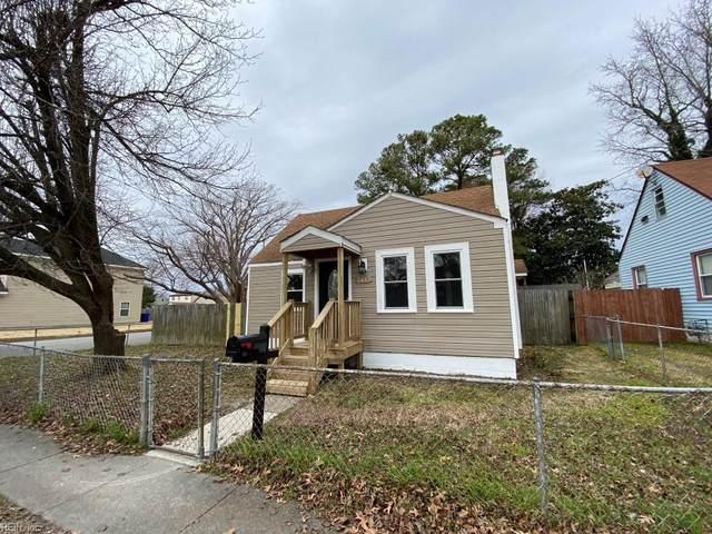 3412 Dartmouth St, Portsmouth, VA 23707 (#10363375) :: The Kris Weaver Real Estate Team