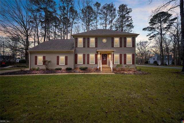 103 Pamlico Rn, York County, VA 23693 (#10363408) :: Tom Milan Team