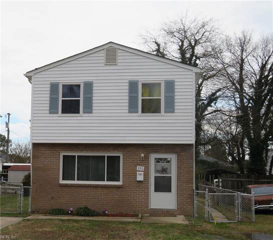 111 Ivy Home Rd, Hampton, VA 23669 (#10363422) :: Berkshire Hathaway HomeServices Towne Realty