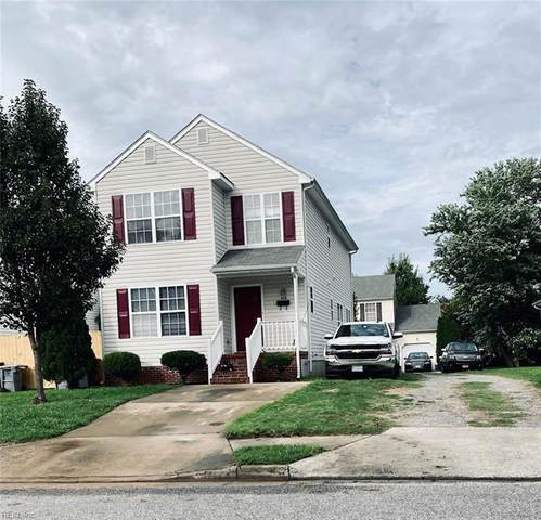 614 Teach St, Hampton, VA 23661 (#10363427) :: Abbitt Realty Co.
