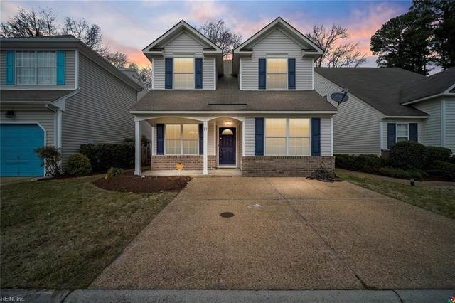 13 Lavender Trce, Hampton, VA 23663 (#10363440) :: Tom Milan Team
