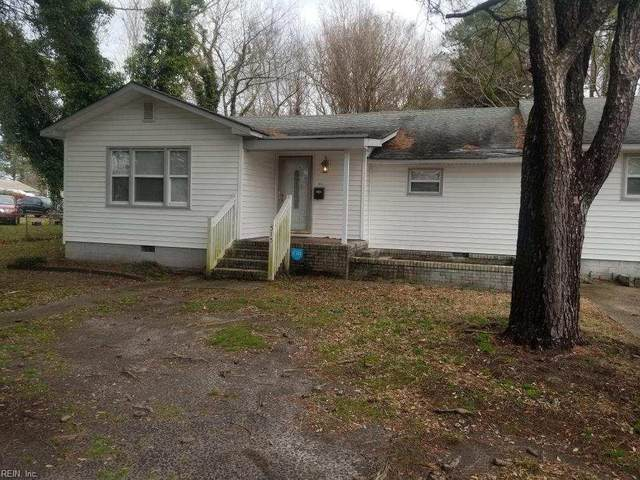 515 Henderson St, Portsmouth, VA 23701 (#10363461) :: Berkshire Hathaway HomeServices Towne Realty