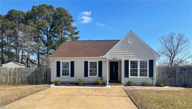 805 Avatar Dr, Virginia Beach, VA 23454 (#10363501) :: Berkshire Hathaway HomeServices Towne Realty
