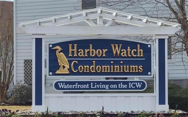 6 Harbor Watch Dr #313, Chesapeake, VA 23320 (#10363507) :: Avalon Real Estate