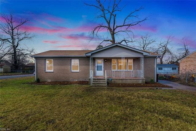 1632 Cardigan St, Chesapeake, VA 23324 (#10363545) :: Rocket Real Estate