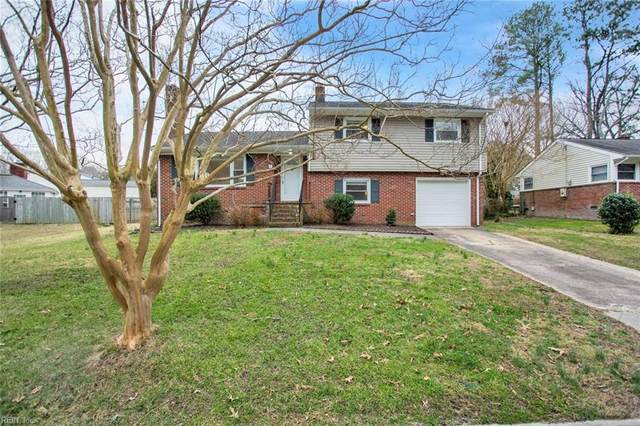 216 Massell Ct, Newport News, VA 23606 (#10363546) :: The Bell Tower Real Estate Team