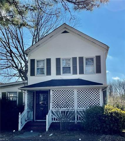 2004 Jefferson St, Chesapeake, VA 23324 (#10363555) :: Verian Realty