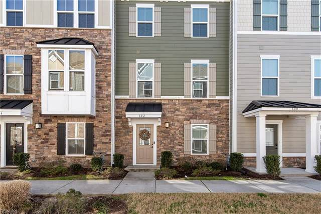602 Consolvo Pl B, Chesapeake, VA 23324 (#10363556) :: Rocket Real Estate