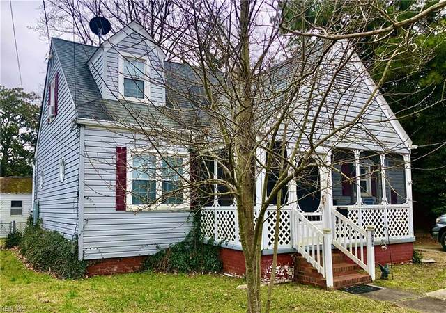 889 Norview Ave, Norfolk, VA 23513 (#10363565) :: Berkshire Hathaway HomeServices Towne Realty