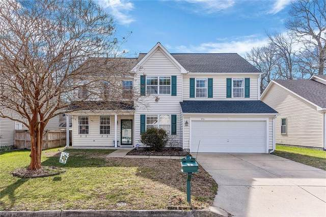 876 Holbrook Dr, Newport News, VA 23602 (#10363568) :: Rocket Real Estate