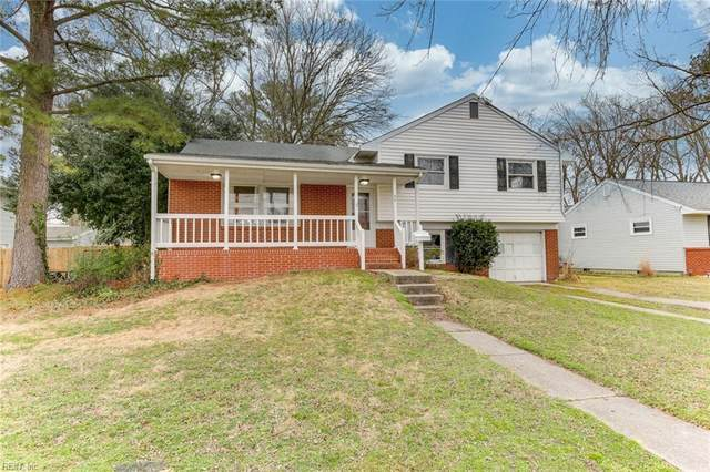 32 Lancaster Ter, Hampton, VA 23666 (#10363591) :: The Bell Tower Real Estate Team