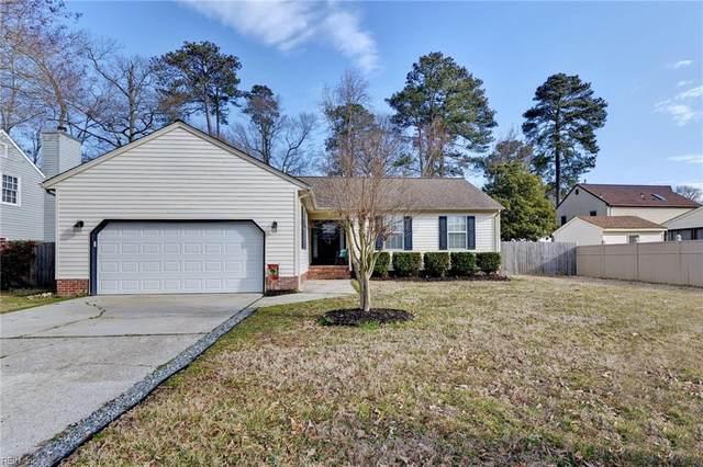 106 Grays Lndg, Hampton, VA 23666 (#10363603) :: Verian Realty