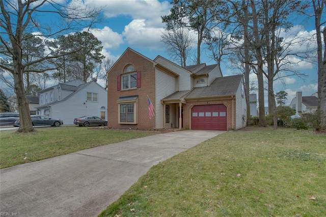 1017 Capstone Xing, Virginia Beach, VA 23455 (#10363607) :: Atlantic Sotheby's International Realty