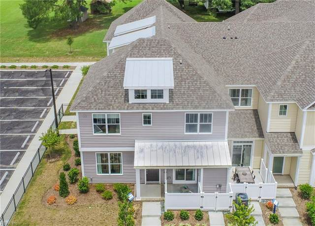 516 Fishers Ct, Hampton, VA 23666 (#10363624) :: The Bell Tower Real Estate Team