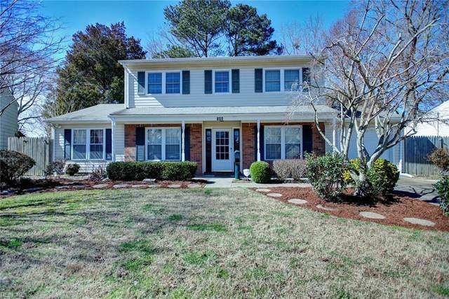 705 Whitney Ct, Hampton, VA 23669 (#10363626) :: Berkshire Hathaway HomeServices Towne Realty