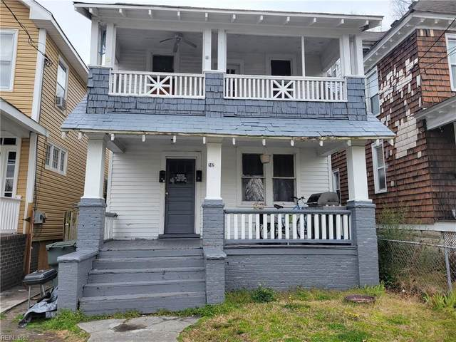 242 W 29th St, Norfolk, VA 23504 (#10363637) :: Berkshire Hathaway HomeServices Towne Realty